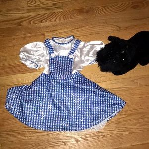 COSTUME Dorothy/ Wizard of Oz
